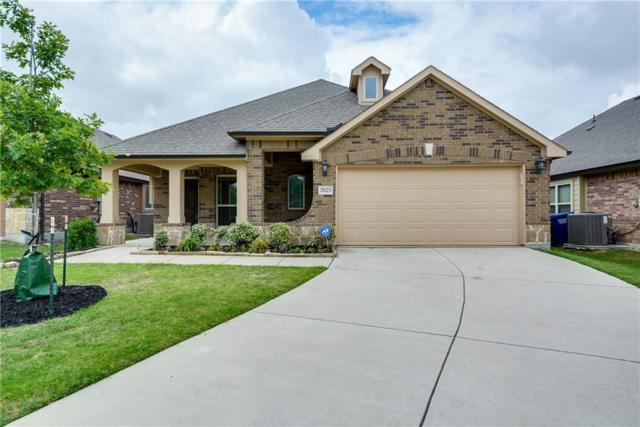 2025 Rhymers Glen Drive, Anna, TX 75409 (MLS #13872137) :: Pinnacle Realty Team