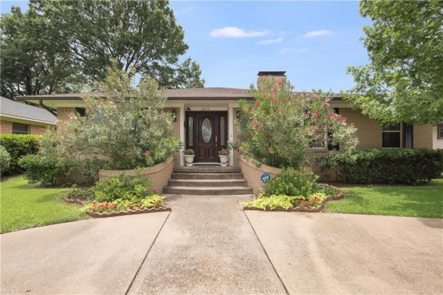 6314 Woodcrest Lane, Dallas, TX 75214 (MLS #13872148) :: Team Hodnett