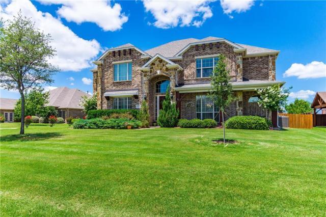1207 Shadow Hills Drive, Wylie, TX 75098 (MLS #13872258) :: Team Hodnett