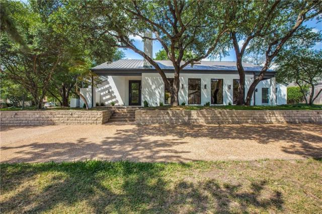 5512 Bent Tree Drive, Dallas, TX 75248 (MLS #13872345) :: RE/MAX Town & Country