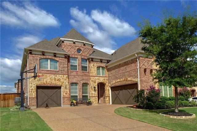 309 Silverado Trail, Keller, TX 76248 (MLS #13872388) :: Frankie Arthur Real Estate