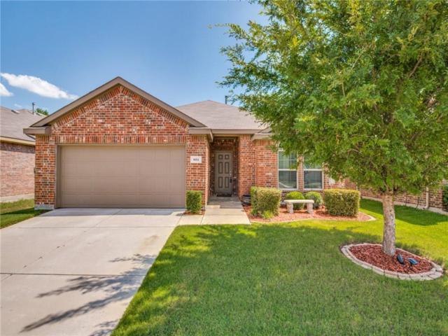 521 Partridge Drive, Aubrey, TX 76227 (MLS #13872400) :: Pinnacle Realty Team