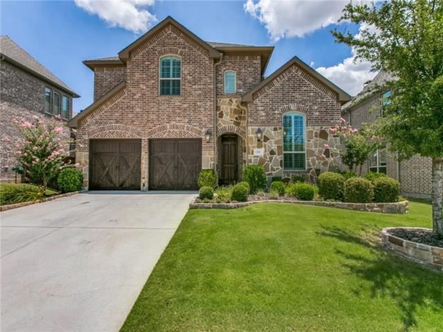 6382 Fire Creek Trail, Frisco, TX 75034 (MLS #13872408) :: Pinnacle Realty Team
