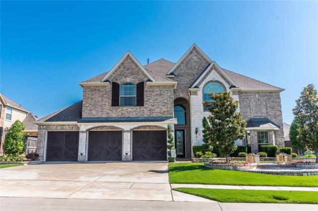 2221 Palo Duro Drive, Prosper, TX 75078 (MLS #13872438) :: Frankie Arthur Real Estate