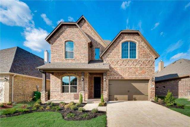 16521 Dry Creek Boulevard, Prosper, TX 75078 (MLS #13872442) :: Frankie Arthur Real Estate