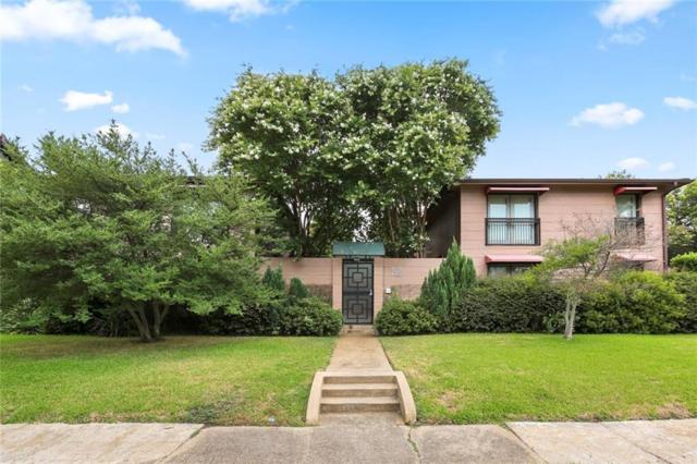 4122 Bowser Avenue B, Dallas, TX 75219 (MLS #13872479) :: Team Hodnett