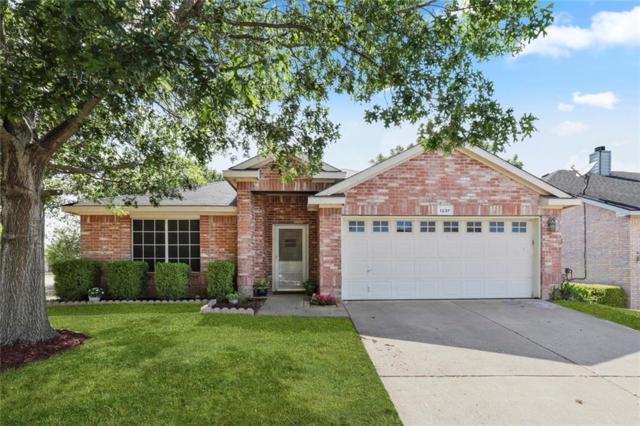 1237 Forbus Street, Cedar Hill, TX 75104 (MLS #13872510) :: Pinnacle Realty Team