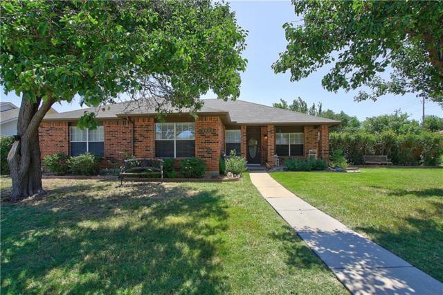 3804 Dover Drive, Flower Mound, TX 75028 (MLS #13872533) :: Team Hodnett