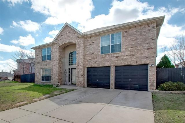 6909 Genevieve Drive, Fort Worth, TX 76137 (MLS #13872559) :: Magnolia Realty