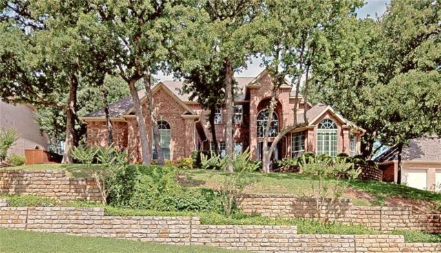 631 Timbercrest Circle, Highland Village, TX 75077 (MLS #13872792) :: The Rhodes Team