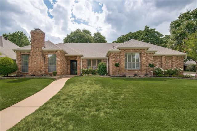 3502 Edgehill Street, Grapevine, TX 76051 (MLS #13872806) :: The Rhodes Team