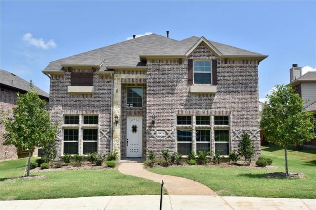 12022 Brownwood Drive, Frisco, TX 75035 (MLS #13872812) :: RE/MAX Landmark