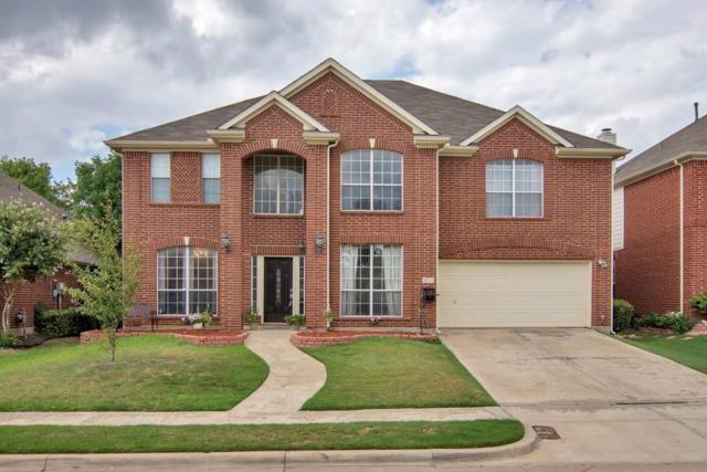 5521 Eastwedge Drive, Fort Worth, TX 76137 (MLS #13872820) :: Magnolia Realty