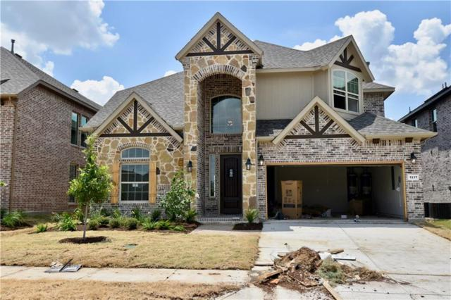 1217 Yarrow Street, Little Elm, TX 75068 (MLS #13872822) :: The Real Estate Station