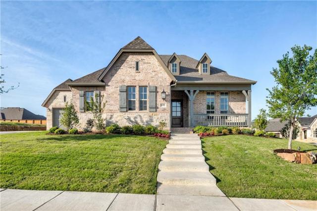 600 Boswell Crossing, Lantana, TX 76226 (MLS #13872863) :: Team Hodnett