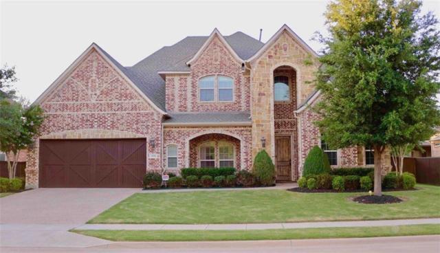 108 Caladium Drive, Flower Mound, TX 75028 (MLS #13872869) :: Frankie Arthur Real Estate