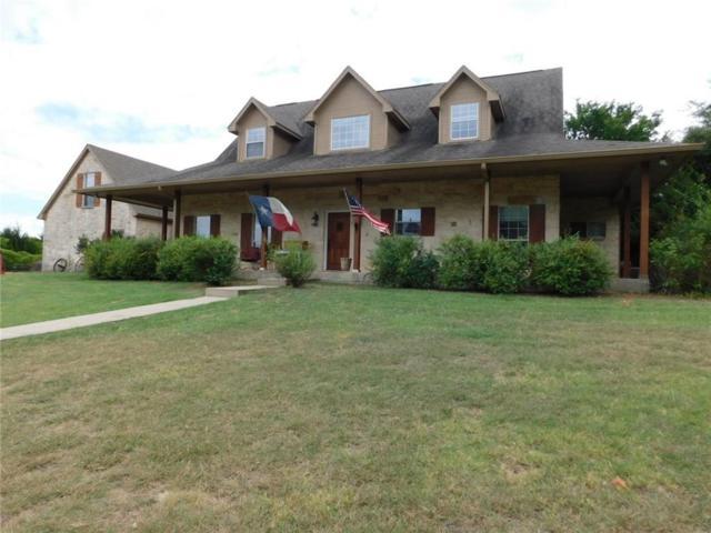 1201 N Oak Branch Road, Waxahachie, TX 75167 (MLS #13872893) :: Pinnacle Realty Team