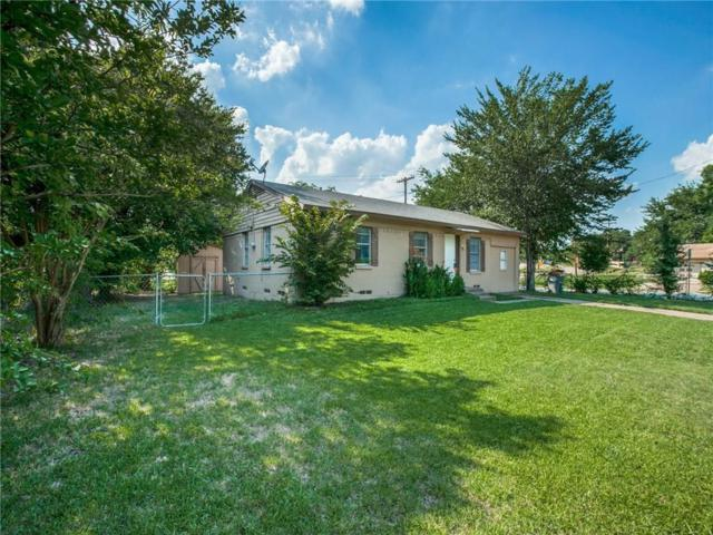 4301 Cochise Drive, Balch Springs, TX 75180 (MLS #13872904) :: The FIRE Group at Keller Williams