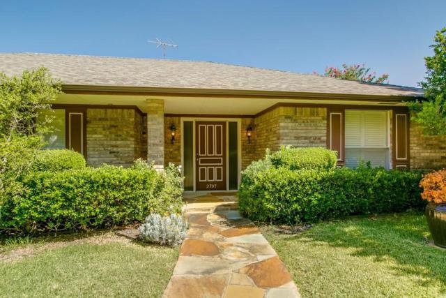2707 W Prairie Creek Drive, Richardson, TX 75080 (MLS #13872926) :: Magnolia Realty