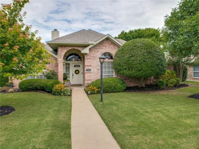 738 Monticello Circle, Allen, TX 75002 (MLS #13872945) :: The Rhodes Team