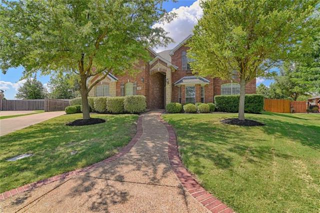 606 Coble Ridge Court, Mansfield, TX 76063 (MLS #13873012) :: Pinnacle Realty Team