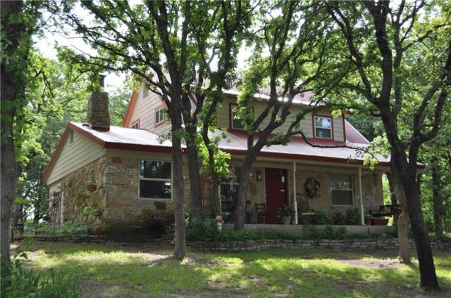 1336 E Wildwood Trail E, Weatherford, TX 76085 (MLS #13873015) :: RE/MAX Pinnacle Group REALTORS