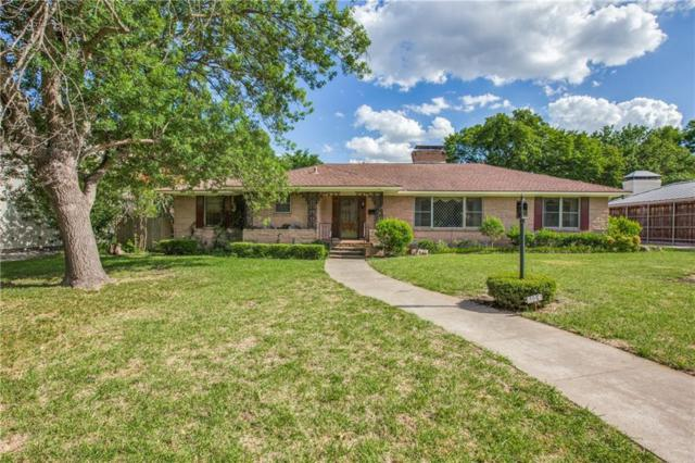 6606 Orchid Lane, Dallas, TX 75230 (MLS #13873053) :: The FIRE Group at Keller Williams