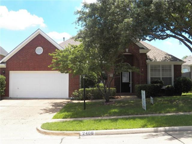 2408 Knollwood Court, Arlington, TX 76006 (MLS #13873171) :: Magnolia Realty