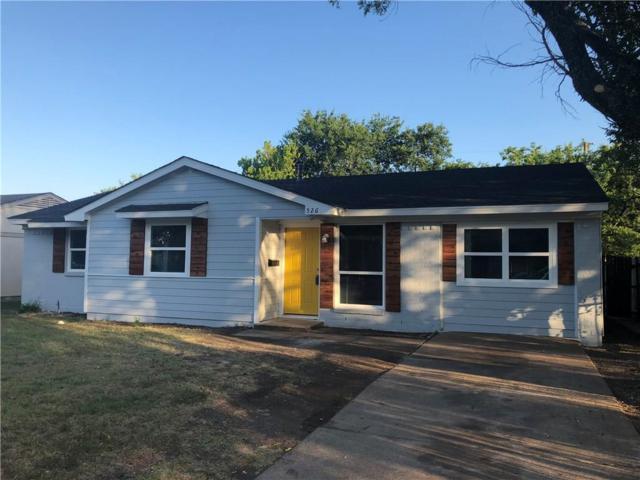 526 Wind River Drive, Duncanville, TX 75116 (MLS #13873198) :: Pinnacle Realty Team