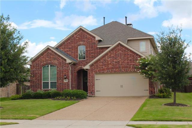 960 Tumbleweed Drive, Prosper, TX 75078 (MLS #13873306) :: Frankie Arthur Real Estate
