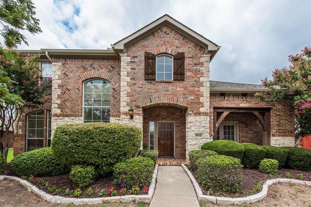 9632 Millstream Drive, Frisco, TX 75033 (MLS #13873386) :: Frankie Arthur Real Estate