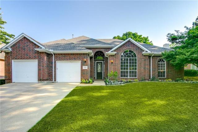 2712 Thistlewood Court, Flower Mound, TX 75022 (MLS #13873392) :: Frankie Arthur Real Estate