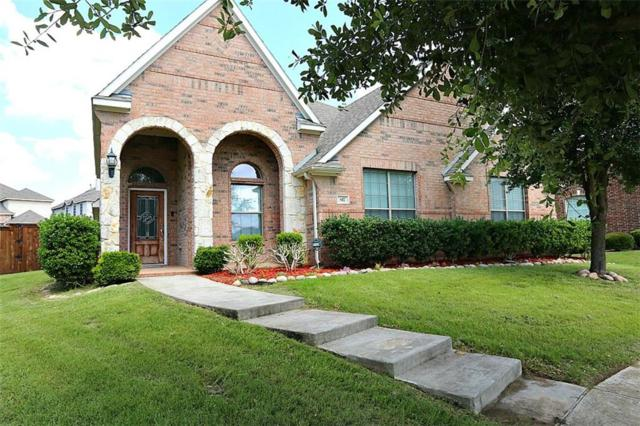 817 Paisley Lane, Red Oak, TX 75154 (MLS #13873442) :: Pinnacle Realty Team