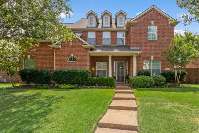 10348 Fire Ridge Drive, Frisco, TX 75033 (MLS #13873474) :: RE/MAX Town & Country