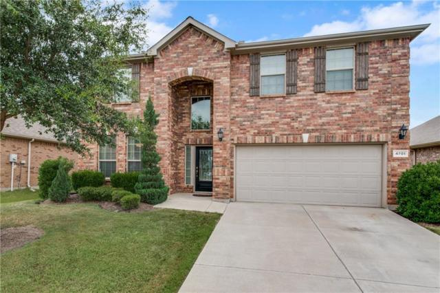 4701 Hidden Pond Drive, Frisco, TX 75034 (MLS #13873668) :: Team Hodnett