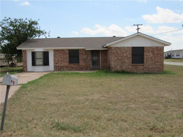 131 Avenue J, Anson, TX 79501 (MLS #13873676) :: The Tonya Harbin Team