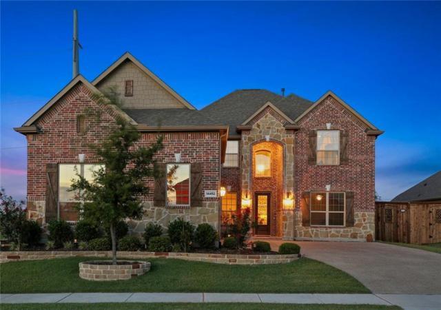 14452 Summerwoods Lane, Frisco, TX 75035 (MLS #13873703) :: Pinnacle Realty Team