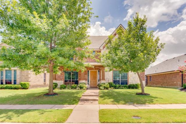 9121 Amber Downs Drive, Mckinney, TX 75070 (MLS #13873710) :: Pinnacle Realty Team