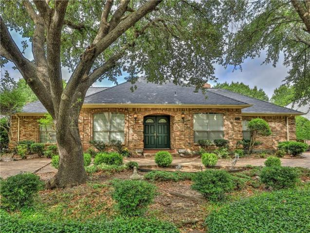 7024 Golden Gate Drive E, Fort Worth, TX 76132 (MLS #13873886) :: The Real Estate Station