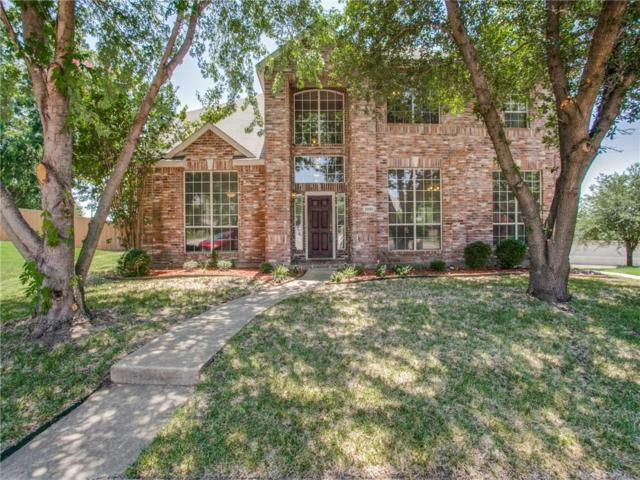 2202 Mermaid Circle, Rowlett, TX 75088 (MLS #13873897) :: Team Hodnett