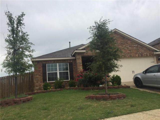 1117 Port Way, Crowley, TX 76036 (MLS #13873977) :: The Mitchell Group