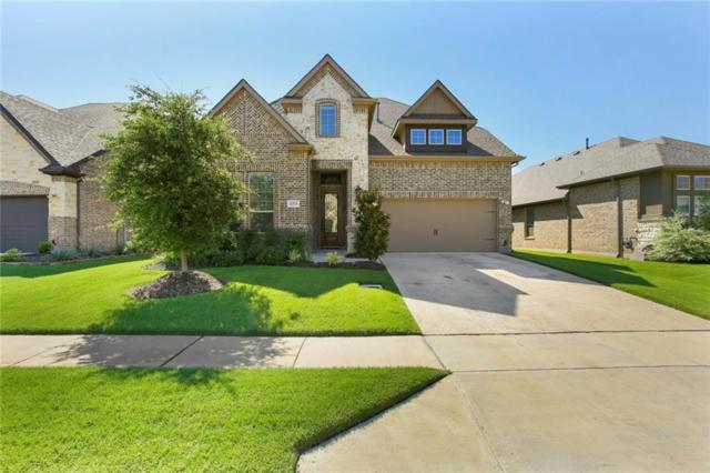 6321 Crossvine Trail, Flower Mound, TX 76226 (MLS #13873996) :: The Real Estate Station