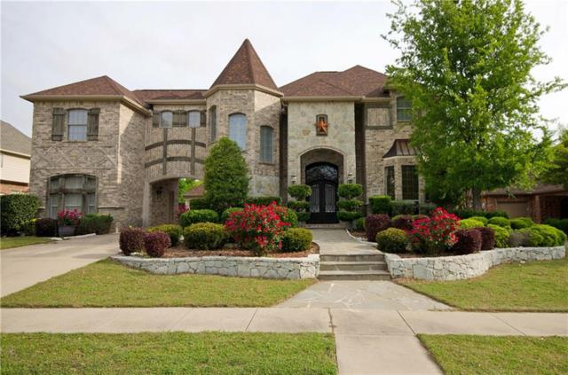 11 Bishop Gate, Allen, TX 75002 (MLS #13874013) :: Pinnacle Realty Team