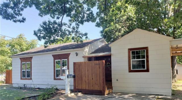 1404 Lakewood Drive, Garland, TX 75042 (MLS #13874045) :: Team Hodnett