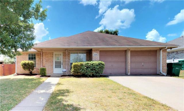 214 California Drive, Glenn Heights, TX 75154 (MLS #13874053) :: Pinnacle Realty Team