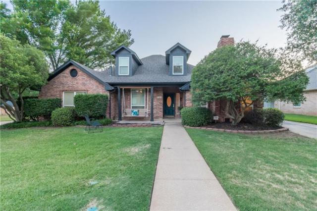 5304 Fox Trail Lane, Colleyville, TX 76034 (MLS #13874072) :: Team Hodnett