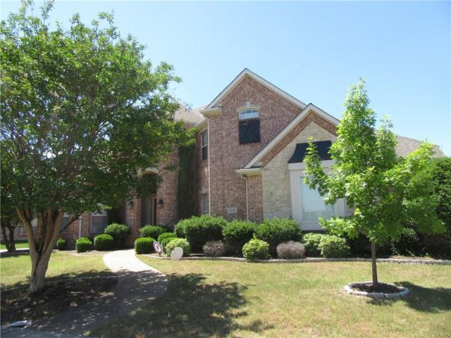 1531 Wildfire Lane, Frisco, TX 75033 (MLS #13874102) :: Team Hodnett