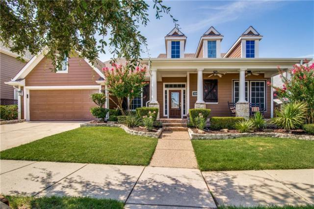 3465 Fountainbleau Lane, Frisco, TX 75033 (MLS #13874152) :: RE/MAX Landmark