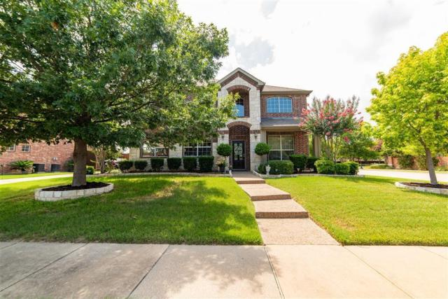 1613 Buckthorne Drive, Allen, TX 75002 (MLS #13874228) :: Pinnacle Realty Team