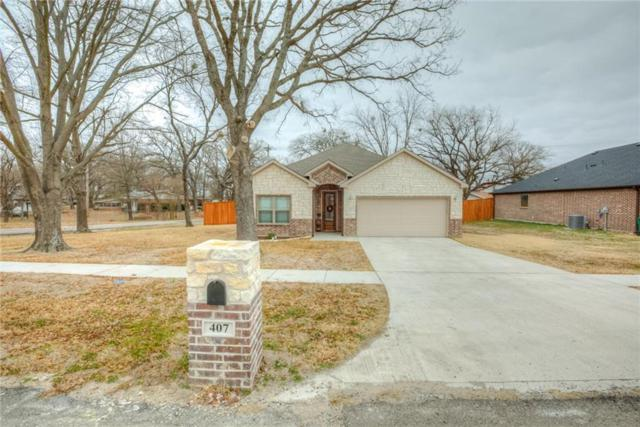 407 Marita Road, Greenville, TX 75402 (MLS #13874235) :: NewHomePrograms.com LLC